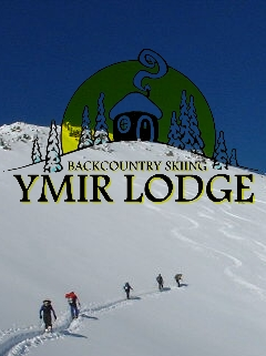 Ymir backcountry ski lodge