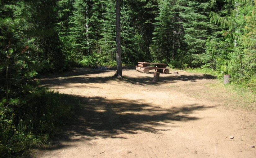Erie Creek Rec Site