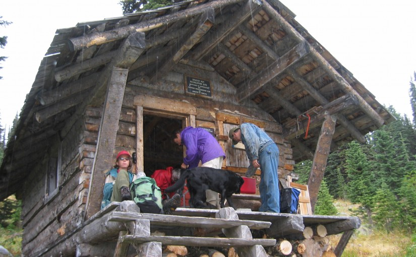 Grassy Mountain Hut