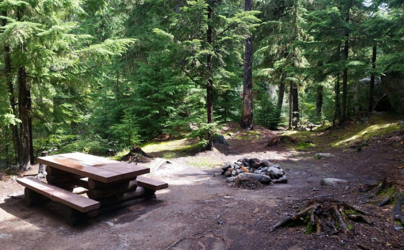 Grizzly Creek Rec Site