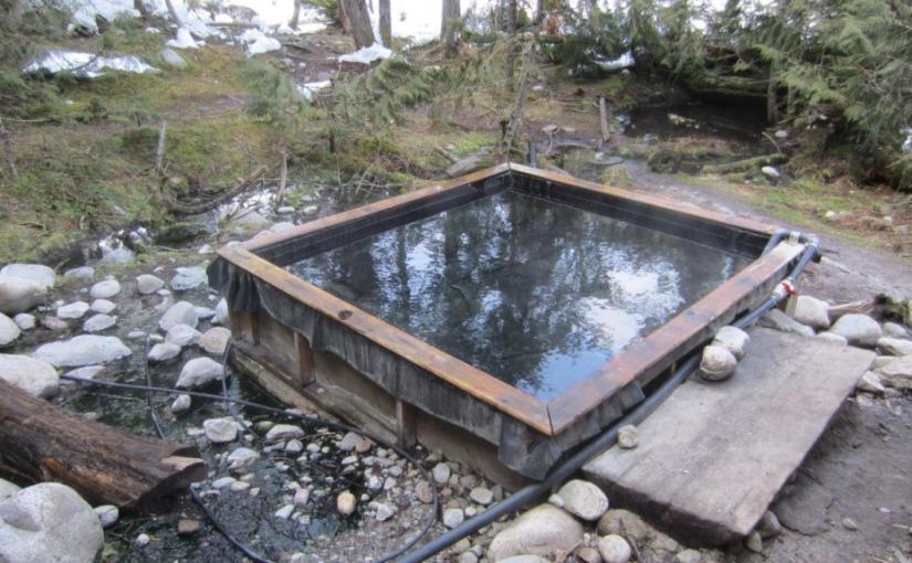 Halfway Hot Springs Rec Site