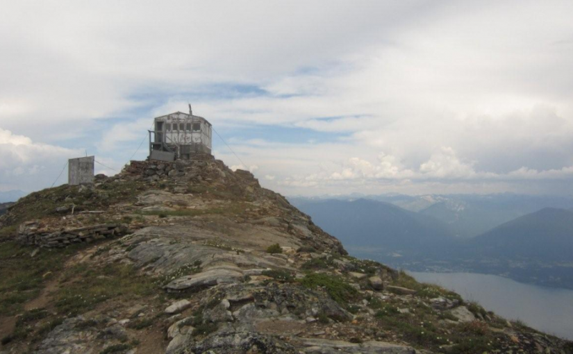 Saddle Mountain Fire Lookout