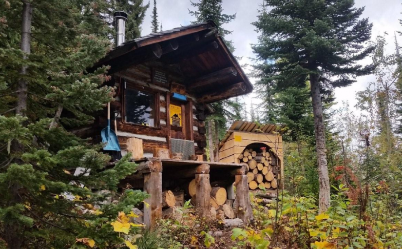 Huckleberry Hut