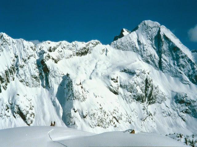 Valhalla Ski Traverse – Valhalla Provincial Park